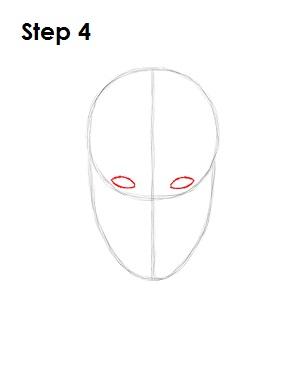 Dibujar Deadpool Marvel 4