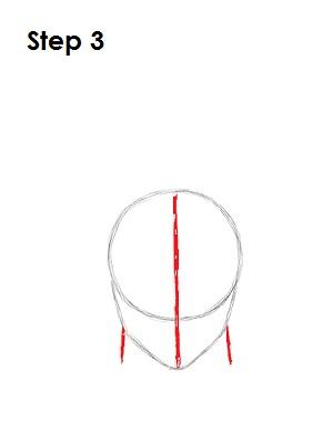 Dibujar Vegeta 3