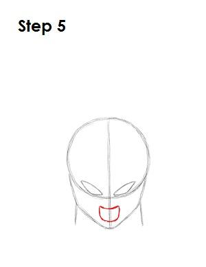 Dibujar Vegeta 5
