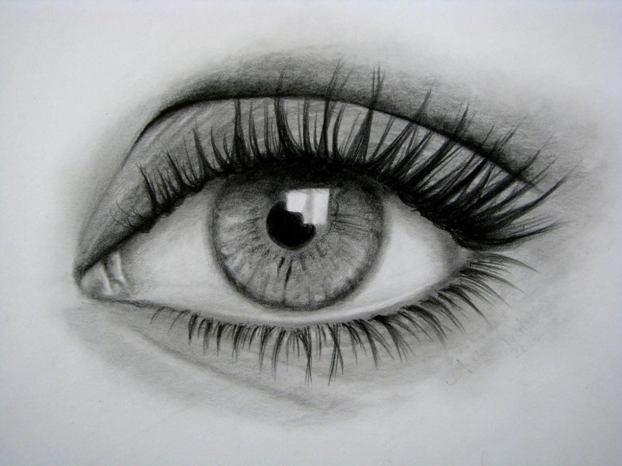 Cómo dibujar un ojo realista y PESTAÑAS!! Paso a Paso  Ojos dibujados a  lapiz  Dibujos de ojos  Como dibujar ojos, dibujos de Ojos A Lápiz, como dibujar Ojos A Lápiz paso a paso