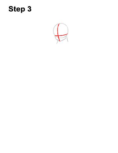 Cómo dibujar a Goku de cuerpo completo Dragon Ball Z 3