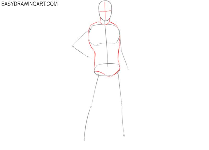 cómo dibujar al hombre araña paso a paso