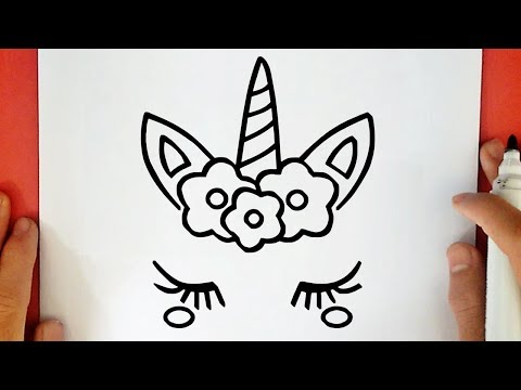 COMO DIBUJAR UN UNICORNIO KAWAII - YouTube, dibujos de Un Unicornio Cute, como dibujar Un Unicornio Cute paso a paso