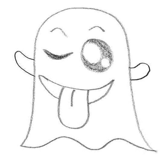 estilo cute anime drawings