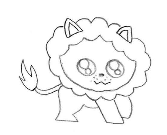 dibujos kawaii estilo cute