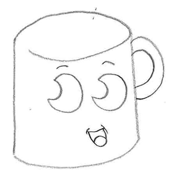cosas kawaii estilo cute para dibujar