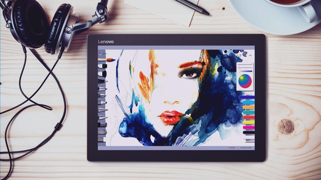 Las 7 mejores apps para dibujar en tu tablet como un pintor profesional - Blog de Lenovo, dibujos de Con Tablet, como dibujar Con Tablet paso a paso