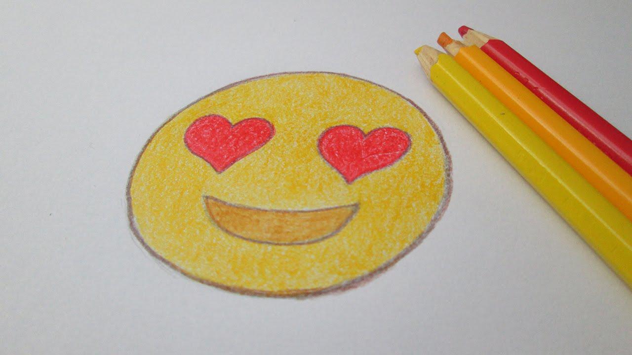 Cómo dibujar emoticon