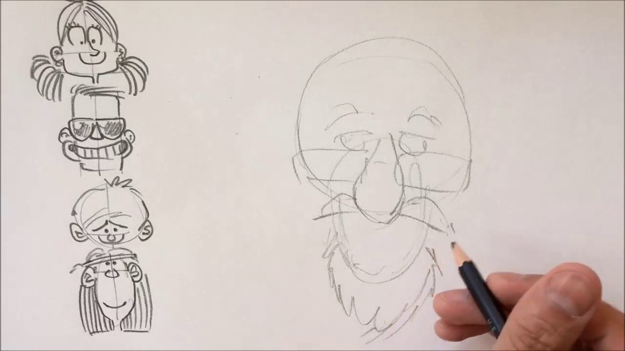 APRENDE A DIBUJAR CARICATURAS DE PERSONAS, dibujos de Caricaturas De Personas Reales, como dibujar Caricaturas De Personas Reales paso a paso