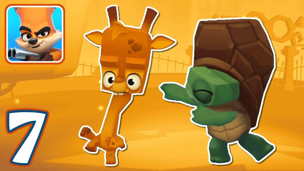 VICTORIAS CON PEPPER Y SHELLY Zooba: Battle Game #7 Gameplay Español, dibujos de Zooba, como dibujar Zooba paso a paso