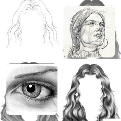 Cómo dibujar realistas for Android - APK Download, dibujos de Realista, como dibujar Realista paso a paso