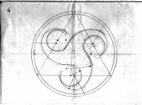 Oh! cielos: Cómo hacer un trísquel, dibujos de Un Trisquel, como dibujar Un Trisquel paso a paso